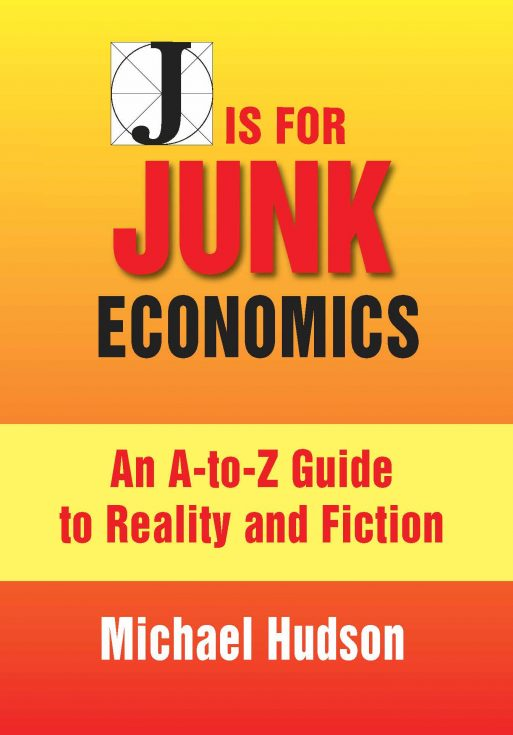 Image result for j is for junk economics